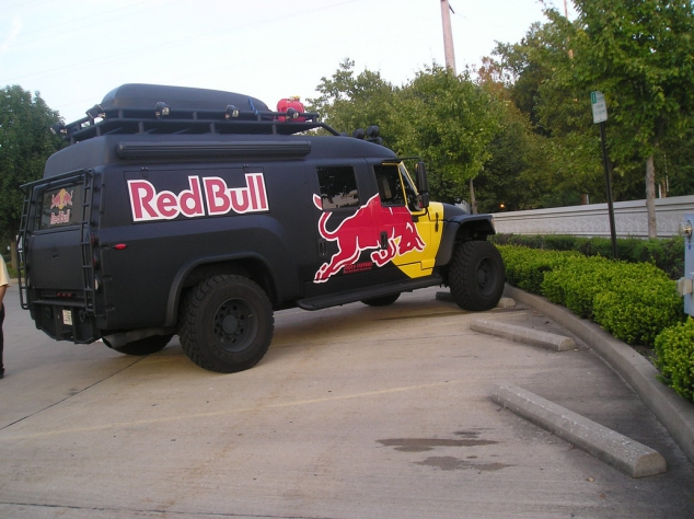 Red Bull's International MXT