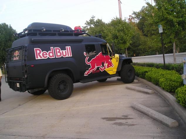 Red Bull's International MXT - FaveThing com