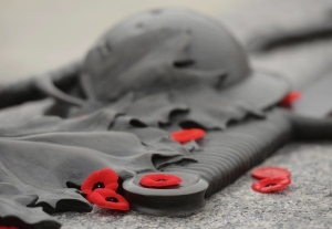 Remembrance Day ceremonies across Canada