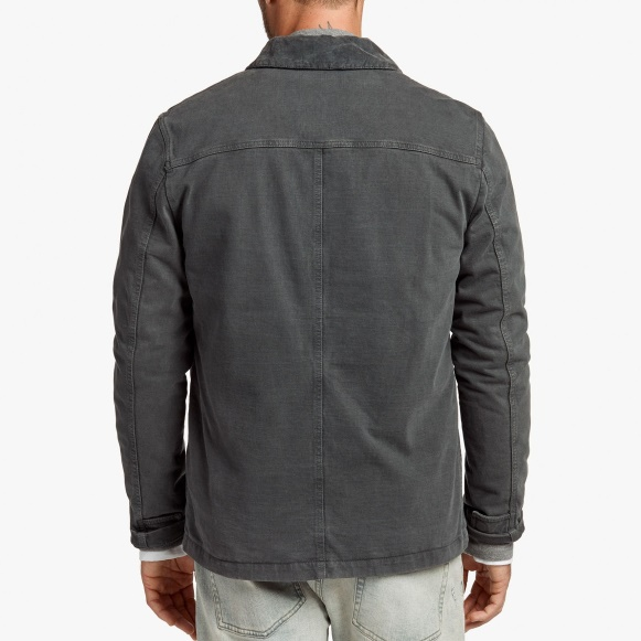 Rigid Jersey Field Jacket - Image 3