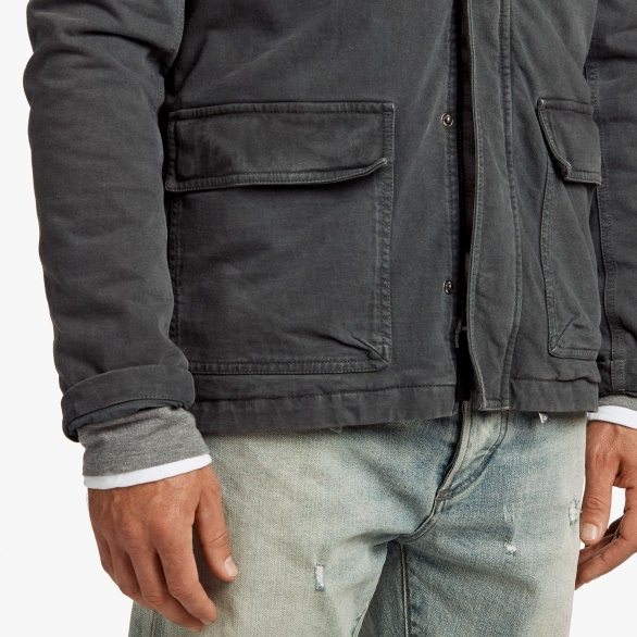 Rigid Jersey Field Jacket - Image 2