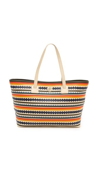Robinson Zigzag Tote by Tory Burch