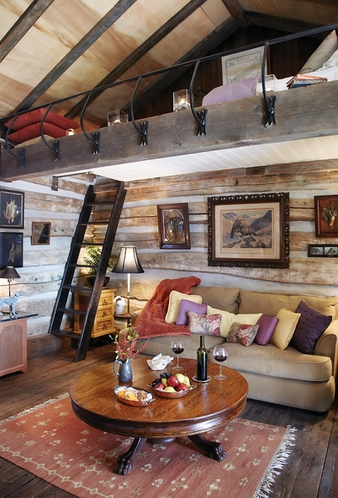 Rustic Loft Favething Com