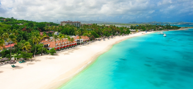 Sandals Grande Antigua Dickenson Bay Favething Com