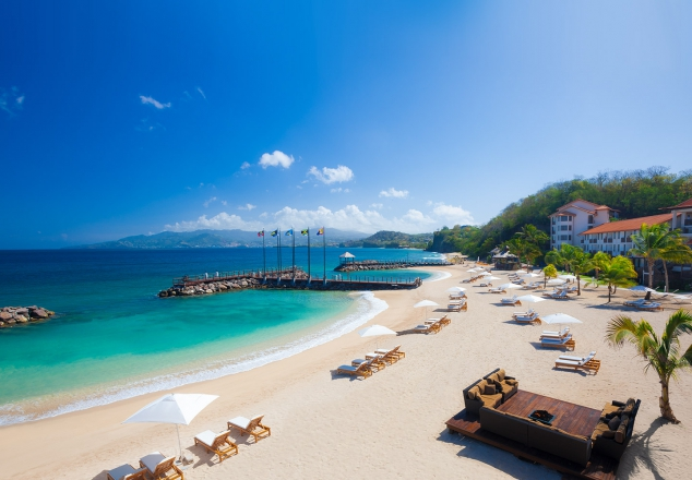 Sandals LaSource Resort & Spa on Pink Gin Beach, Grenada - Image 3