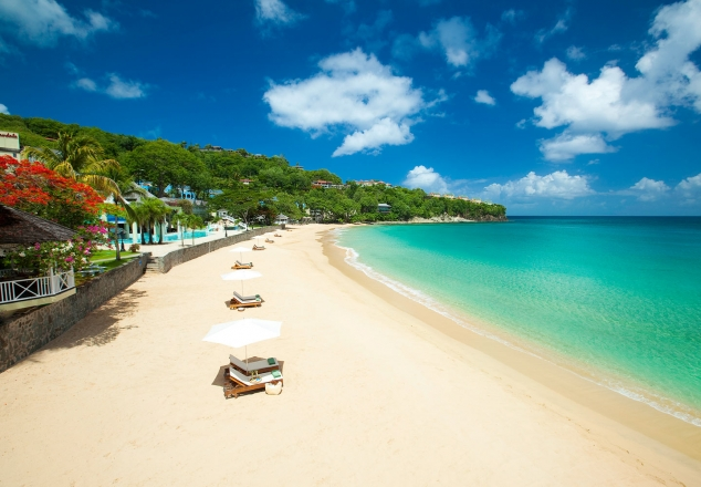 Sandals Regency La Toc Gof Resort & Spa - St Lucia
