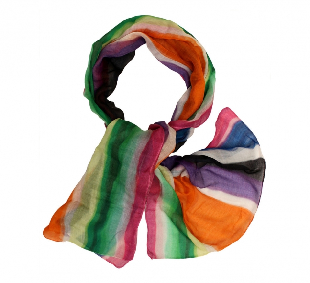 Scarves | Silk scarf | scarf styles and trends