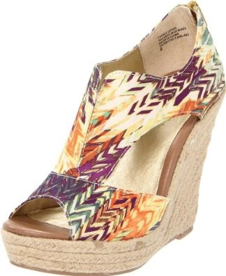 Seychelles Women's Memories Of You Multi Wedge Sandal