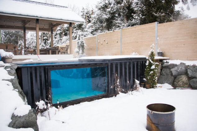 Shipping Container Swimming Pool - Image 3