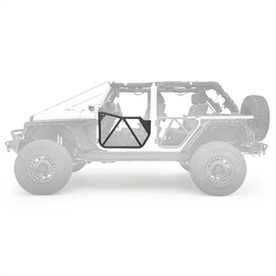 Smittybilt SRC GEN 2 TUBE DOORS for Jeep Wranglers - Image 2