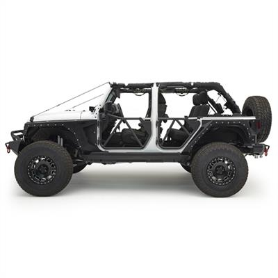 Smittybilt SRC GEN 2 TUBE DOORS for Jeep Wranglers - Image 3