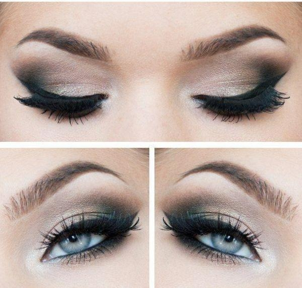 Smokey Eye Tutorial For Blue Eyes Favething