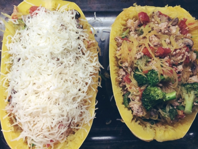 Spaghetti Squash Boats: Healthy Low Carb Recipe - Image 2