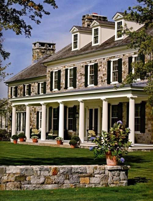 Stone Farmhouse FaveThing