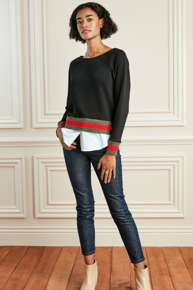 The 2-in-1 Pullover