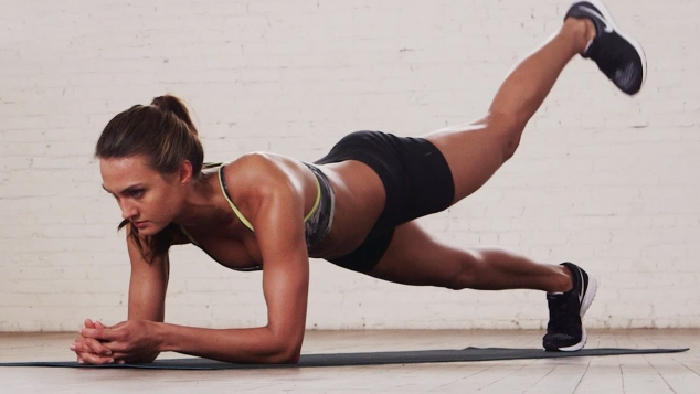 The 3 Minute Perfect Plank Workout