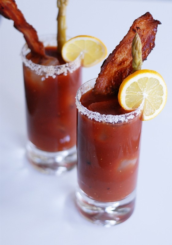 the best bloody mary, bloody mary, bacon bloody mary, bacon
