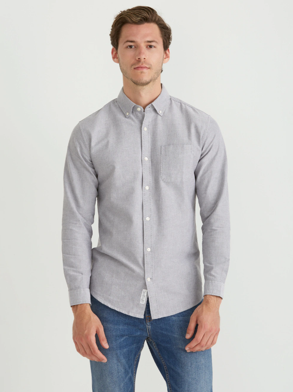 The Jasper Oxford Shirt