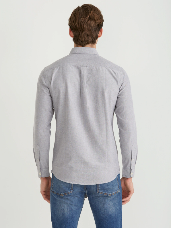 The Jasper Oxford Shirt - Image 2