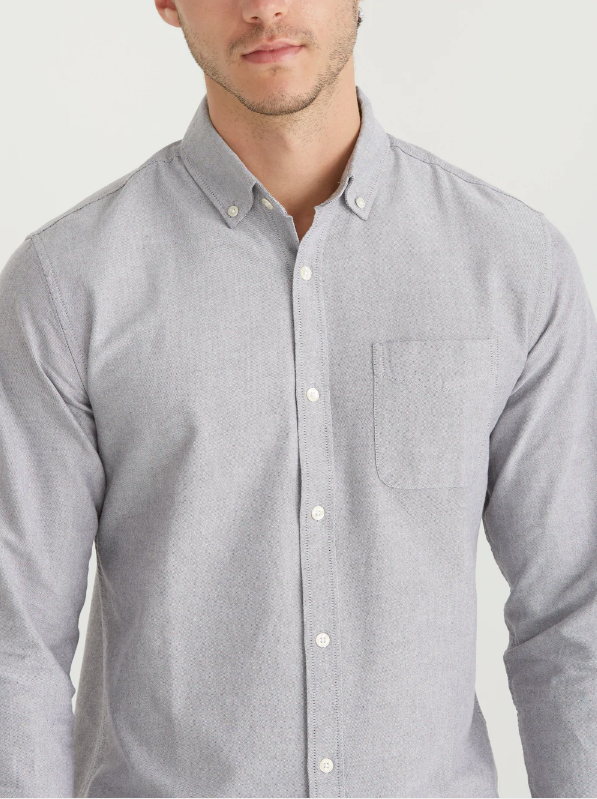 The Jasper Oxford Shirt - Image 3