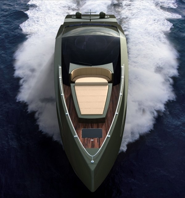 The Lamborghini Yacht By Mauro Lecchi - Image 2