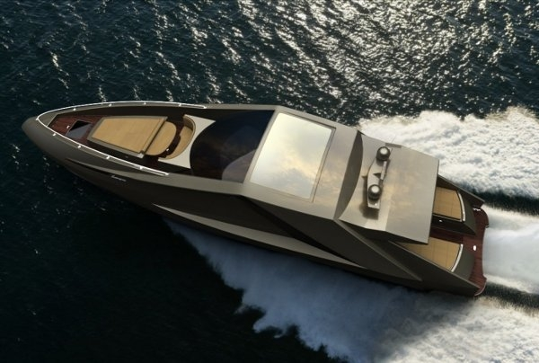 The Lamborghini Yacht By Mauro Lecchi - Image 3