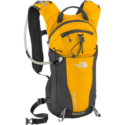 The North Face hydration pack