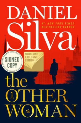 'The Other Woman' by Daniel Silva