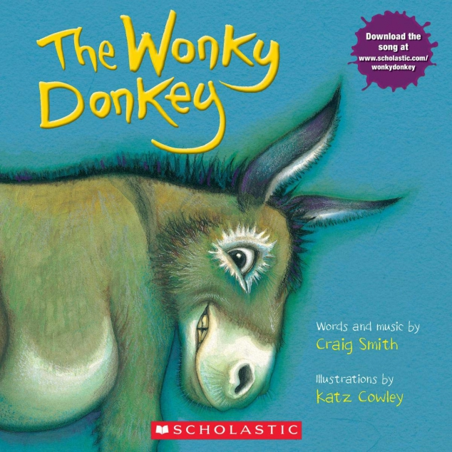 The Wonky Donkey by Craig Smith