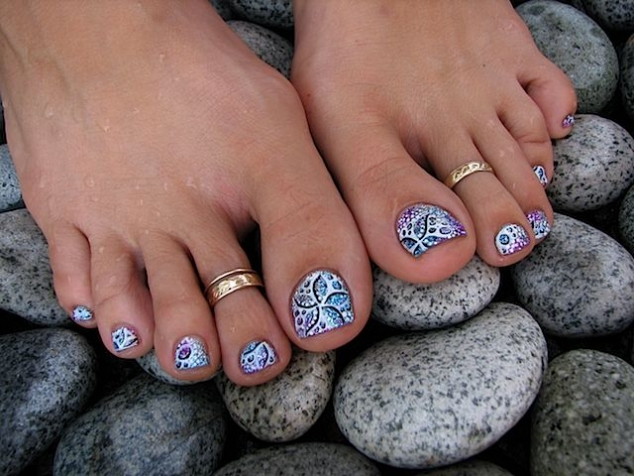 Nail Art Favething