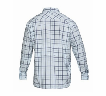 Under Armour Fish Hunter Long Sleeve Plaid Shirt - Image 3