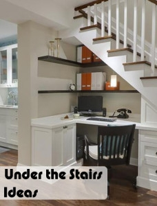 Under the Stairs Ideas - Image 2
