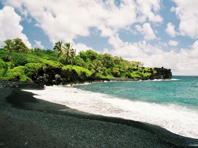 waianapanapa state park maui hawaii favethingcom