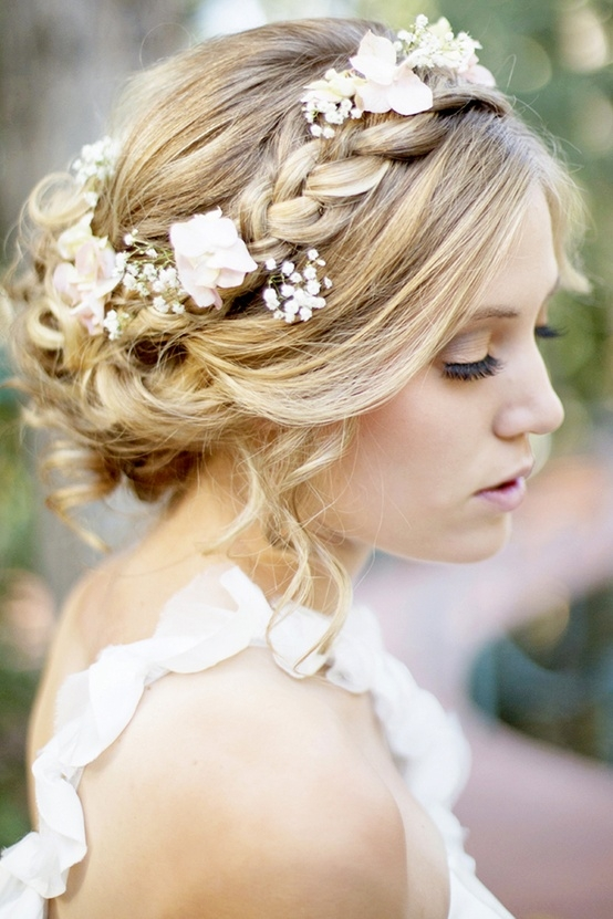 Wedding Upstyles & Updo's