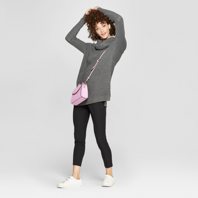 Women's Cozy Neck Pullover - Image 3