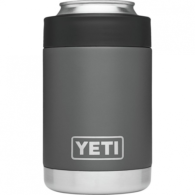 YETI Rambler Colster keeps your drink cold