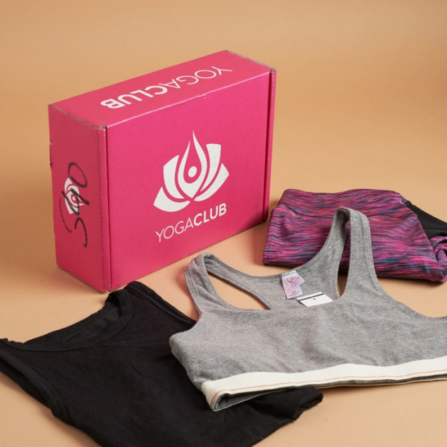 YogaClub Athletic Wear Subscription