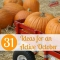 31 Ideas for an Active October - Hallowe'en Ideas