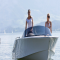 650 Alassio electric yacht from Frauscher Boats - Cool Electric Vehicles