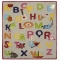 Alphabet Area Rug - Kid's Room