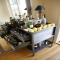Antique Bar Cart - Awesome furniture