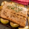 Apple Cider-Glazed Salmon - Healthy Food Ideas