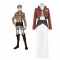 Attack on Titan Trainee Class Uniform Cosplay Costume -  Attack On Titan costumes