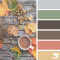 Autumn hues for the bathroom - Bathroom Design Ideas