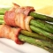 Bacon wrapped asparagus - Recipes & Fave Foods