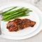 Balsamic Glazed Salmon - Cooking