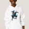 Black Panther High-Tech Character Graphic Hoodie - For the kids