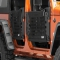 Body Armor Gen III Trial Doors for Jeep Wrangler