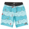 Boys' One Fish Two Fish Layback Boardshort - For the kids