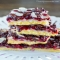 Chocolate Raspberry Magic Bars - Desserts
